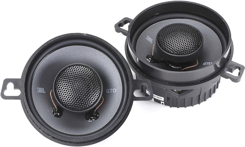 pareja JBL GX502 Sistema de altavoces de dos-v/ías 5-1//4 pulgadas y 135 W color negro